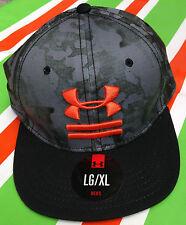 AUTHENTIC UNDER ARMOUR BASEBALL CAP (GREY FATIGUE)