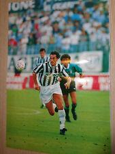 POSTER FC JUVENTUS JUVE PAULO SOUSA - PIETRO VIERCHOWOD 42 X 28 cm