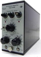 Bruel & Kjaer 2628 Low Frequency Charge Amplifier Accelerometer Preamplifier