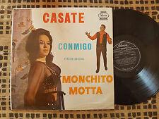 Monchito Motta - Casate conmigo - Panart records LP made in Venezuela