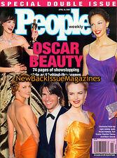 People 4/00,Oscar Beauty Scene,Nicole Kidman,Ashley Judd,Tom Cruise,NEW