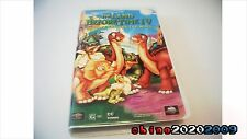 The Land Before Time IV Journey Through the Mists VHS  TESTED!