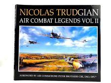 NICOLAS TRUDGIAN AIR COMBAT LEGENDS VOLUME II - Trudgian, Nicolas. Illus. by Tru