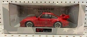 UT Models 1:18 PORSCHE 911 GT2 993 Red #27833 Diecast Car - SEALED NEW