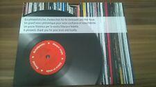 Ein philatelistisches Dankeschön/philatelic thank you,Schallplatte/vinyl record