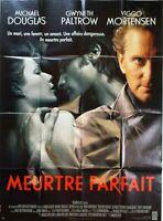 Plakat Kino Mord Perfekt Michelangelo Douglas - 120 X 160 CM