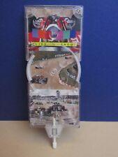 vintage SLIDE N SHOOT F1 formula one HAND HELD PINBALL GAME BBI retro 1986 y08