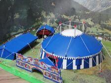 Circus Krone Spur H0 Circuszelt Bausatz für Modellbahn Anlage Circus etc.