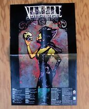 VAMPIRE THE MASQUERADE RPG Promotional Poster 2000 Promo