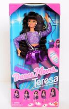 Vintage DANCE MOVES TERESA 1994 Barbie with Bend & Move Body!_13084_NRFB