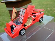 Franklin Mint 1/24th Scale 1995 Lamborghini Countach 5000 S-VERY  NICE-