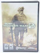Call of Duty: Modern Warfare 2 PC 2009 Complete In Box