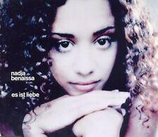 NADJA BENAISSA - Es Ist Liebe - CD Maxi NEU - No Angels