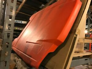Outer cab roof assembly Kubota B series Tractor part# 6c430-72670