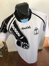 MENS Large Kooga Rugby Jersey Fiji Rugby
