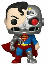 Cyborg Superman SDCC Funko Pop Vinyl New in Mint Box + P/P