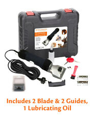 Pet & Livestock HQ Professional 380W Electric Dog and Sheep Clippers Grooming Kit