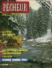 Revue le pêcheur de France No 22 Janvier  1985
