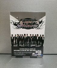 Super Junior The 2nd Asia Tour Super Show 2 Taiwan 2-DVD Set + 82 Page Book NEW