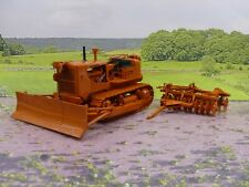 First Gear Allis Chalmers HD-21 with Offset Disk Harrow 1:25 scale MINOR ISSUES