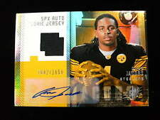 2006 SPX Omar Jacobs rookie jersey autograph Steelers  auto   1642/1650