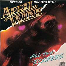 All the Rockers by April Wine (CD, Jan-1980, Aquar)