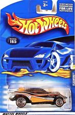 Hot Wheels 165 Flashfire, 2001 ,silver lace spokes Cars & Cards are Mint