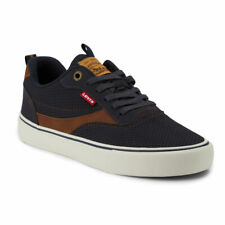Levi's Mens Lance Perf Synthetic Leather Casual Fashion Lowtop Sneaker Shoe