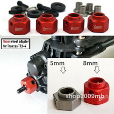 1/10 8mm Widen Adapter Widening for TRAXXAS TRX-4 TRX4 12mm Hex RC Trucks Wheels