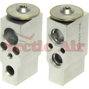 39117 AC Block Expansion Valve for 05-12 Nissan Pathfiner and 05-15 Armada/Xterr