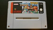 Undercover Cops SNES Super Nintendo PAL in English-Japanese
