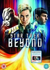 Star Trek Beyond DVD Digital Download 2016 Region 2 Europe Post