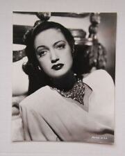 DOROTHY LAMOUR. 1940s MOVIE ACTRESS. VINTAGE 10X8 BW PHOTOGRAPH