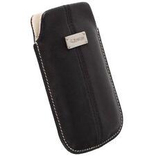 Fundas y carcasas negras Krusell para teléfonos móviles y PDAs Universal