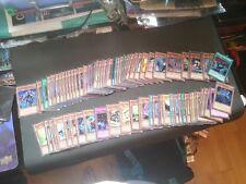 yu gi oh - Lots de 100 cartes super rare - pas de double - lire annonce