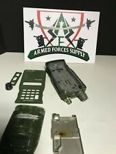 6 PC MILITARY THALES HARRIS MULTIBAND PRC152 PRC-152 TWO WAY RADIO CASE PARTS