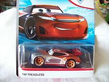 Disney Pixar Cars - Tim Treadless - 2020 new  release - Silver Collection