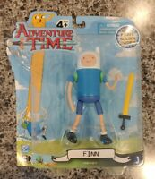 CARTOON NETWORK Adventure Time FINN with Golden Sword NEW NIP # 14211