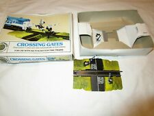 BACHMANN N SCALE #7552 DUAL CROSSING GATES NEW IN OPENED BOX