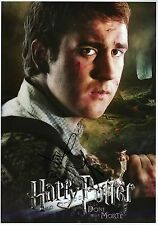 MATTHEW LEWIS - Signed 12x8 Photograph - HARRY POTTER