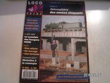 **j Loco Revue n°566 141 R en 0  BB 9200 rouges  Florac  scandale Fourgons OCEM