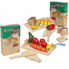 MTS Large Set Wooden Pretend Kitchen Toy