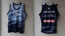 Cronulla Sutherland Sharks Rugby Shirt SLEEVELESS Australia
