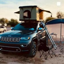 New listing Pop Up Roof Top Tent Car Roof Tent Car Camping Hard Top RTT 2 to 4 Person Tent