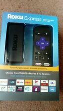 New Roku express streaming box player 3900eu 6th generation amazon Disney +