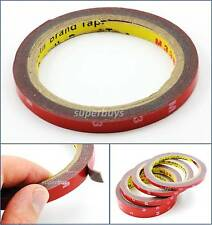 8mm 3M Automotive Car Vehicle Acrylic Foam Double Sided Adhesive Attaching Tape