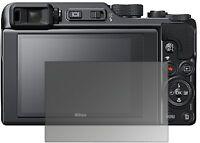 Schutzpanzer Glasfolie für Nikon Coolpix S6700 9H Panzerfolie Schutz Glas Folie