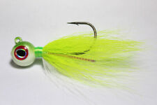 1 S/&S Big Eye Bucktail Jig 1 oz Spearing DISCOUNTS-FREE SHIPPING