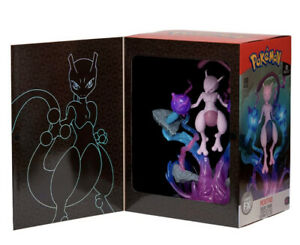 """New Pokemon - Mewtwo Deluxe Figure 1/10 13"""" Light FX Statue Toys Collectible"""