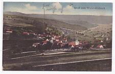 Ak Sinntal - Weichersbach --Totale-- um 1920